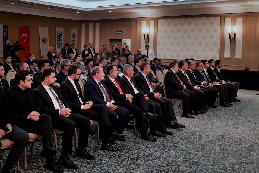 Türkiye ve Özbekistan arasında iş birliği toplantısı yapıldı