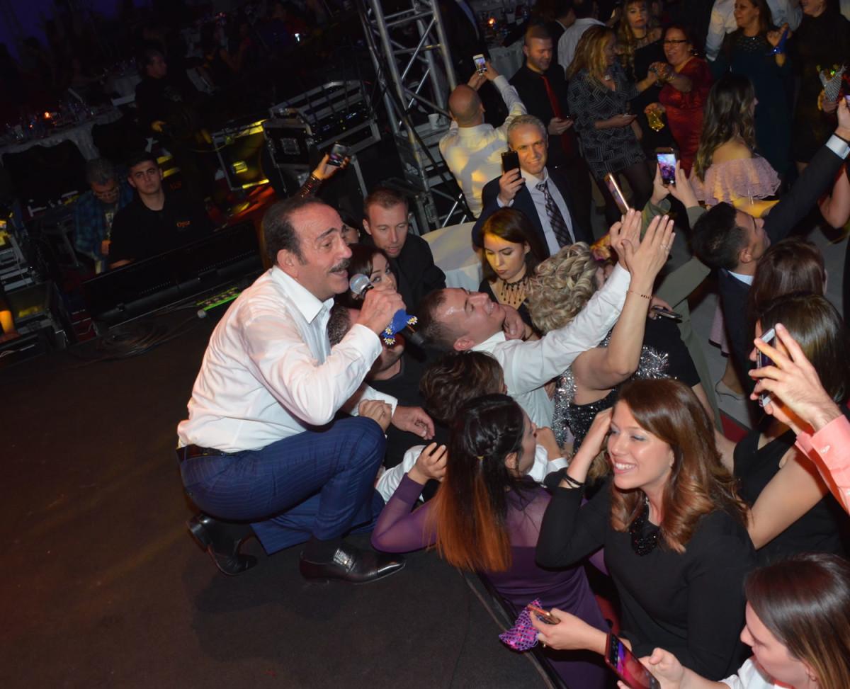 Hugo Boss İzmir yeni yıla Mustafa Keser'le girdi