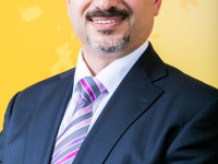 Usam Alysain - country manager of DHL Global Forwarding Iraq
