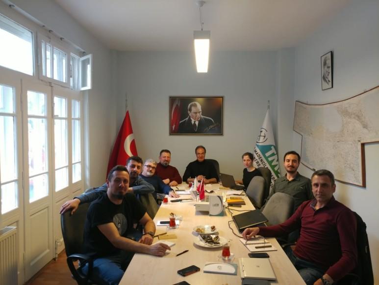 Türkiye Madenciler Derneği'nden Bir İlk: Maden Kurtarma Yarışması