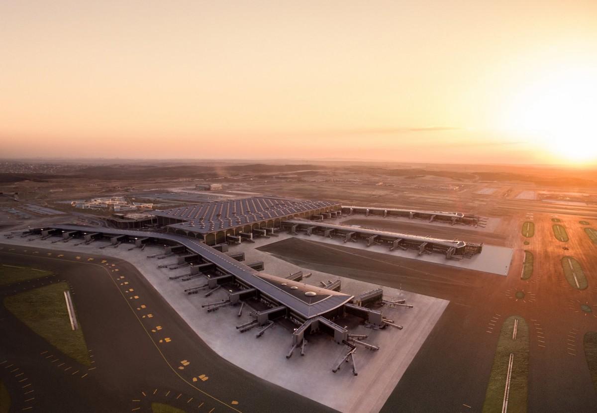 Türkiye Gayrimenkul sektöründe İstanbul Havalimanı...