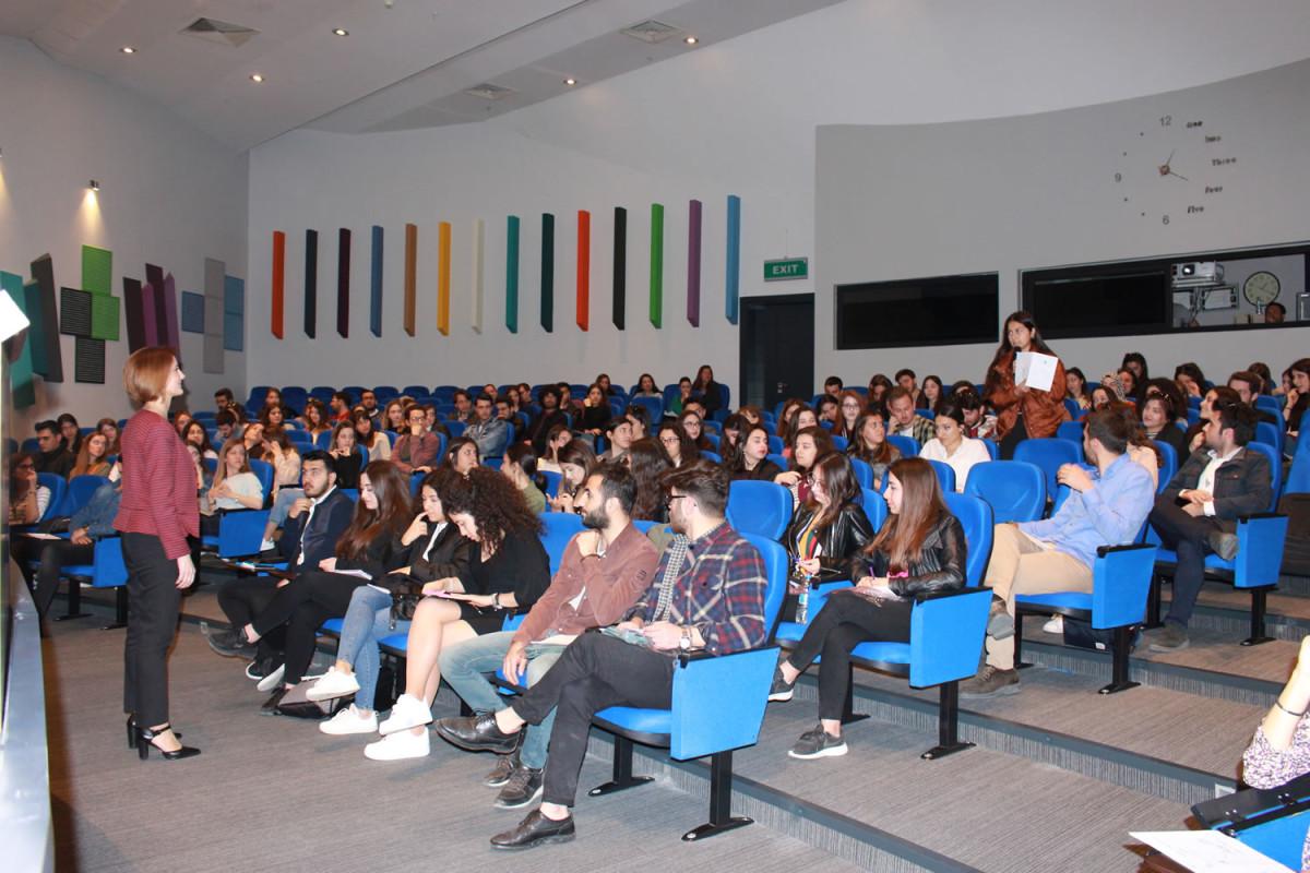 HUGO BOSS İzmir, Future Summit'te 200 öğrenci ile...