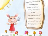 A Bunny Named May (Mayıs Adlı Bir Tavşan)