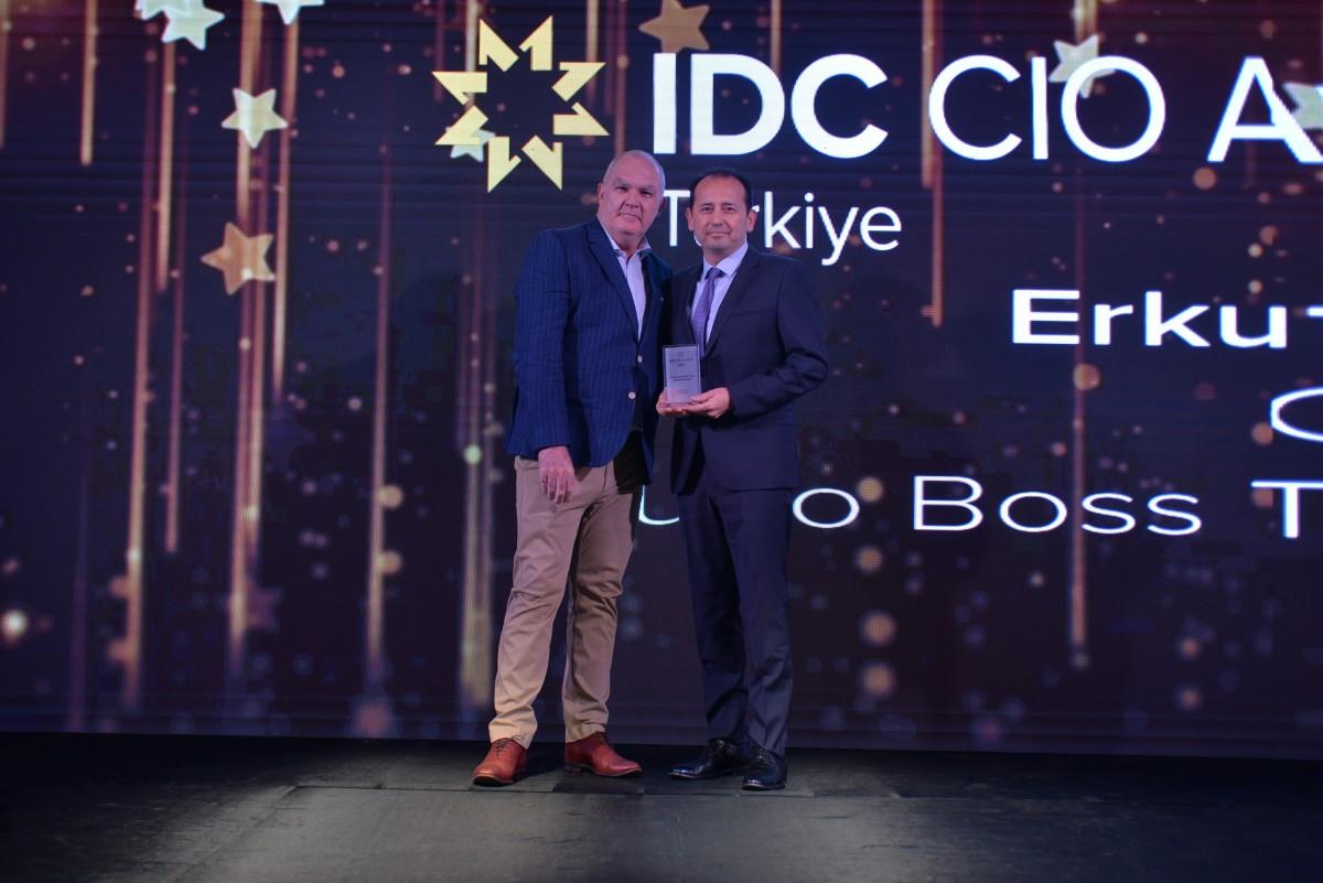 Oxygen Projesi'ne, IDC Türkiye'den ödül