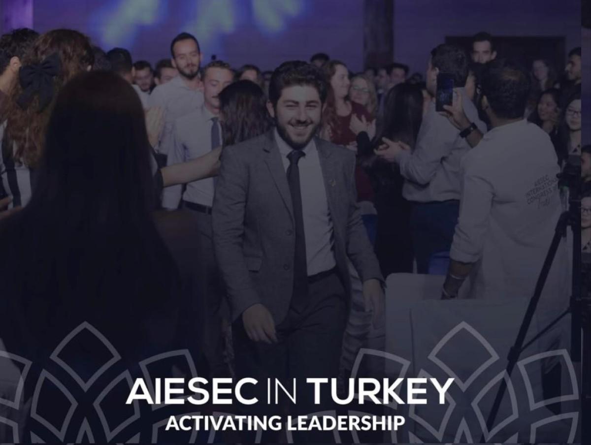 Global Liderlik Ödülü 3. Kez Türkiye'nin!