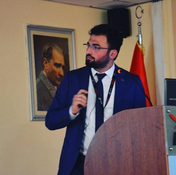 """Yrd. Doç. Dr. Hamdi Ekici: """"Üniversite sanayi işbirliği ile örnek bir model hayata geçiriyoruz"""""""