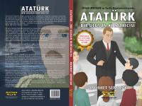 'Atatürk Bir Ulusun Kurtarıcısı' çizgi roman kapağı