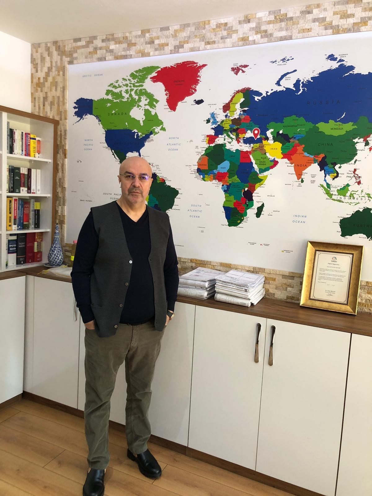 Araştırmacı Yazar Hüseyin Demir'den ekonomi destek...