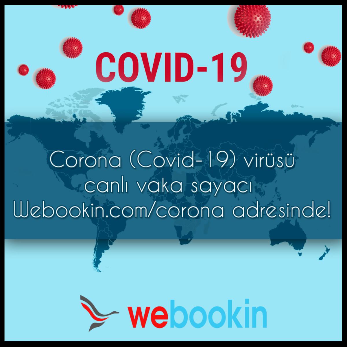 Corona Virüs Salgını Havayolu Sektörünü Olumsuz Et...